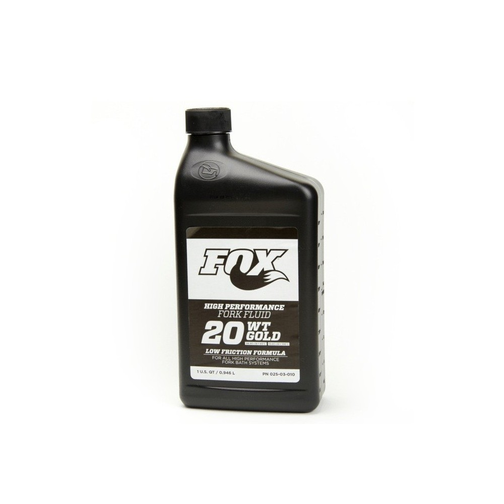 Fox 20WT Gold (946ml)