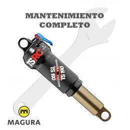 Mantenimiento básico Magura TS RC