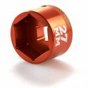 Llave hexagonal Fox 27mm