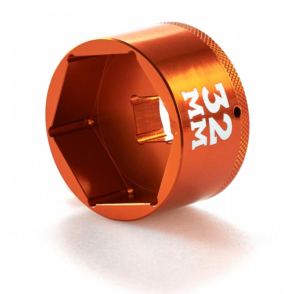 Llave hexagonal Fox 32mm