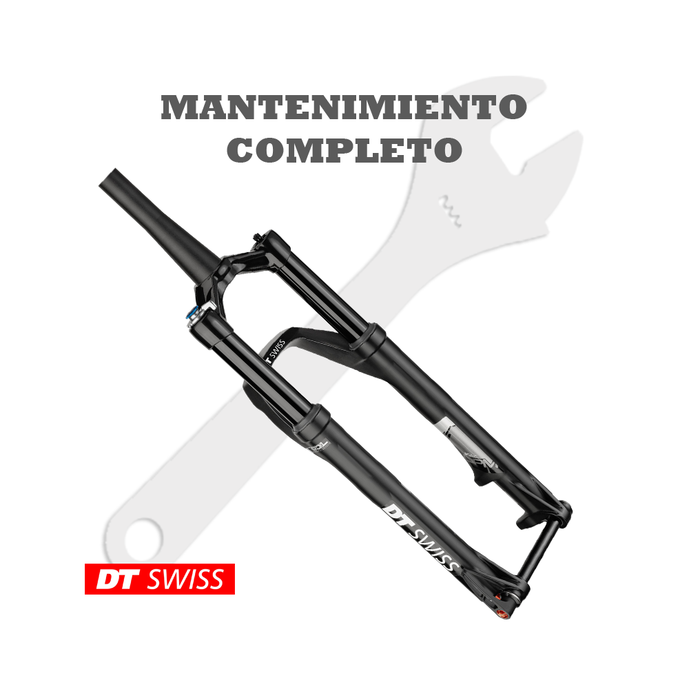 Mantenimiento completo DT Swiss OPM