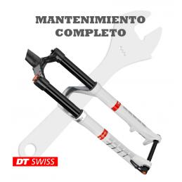 Mantenimiento completo DT Swiss Torsion Box