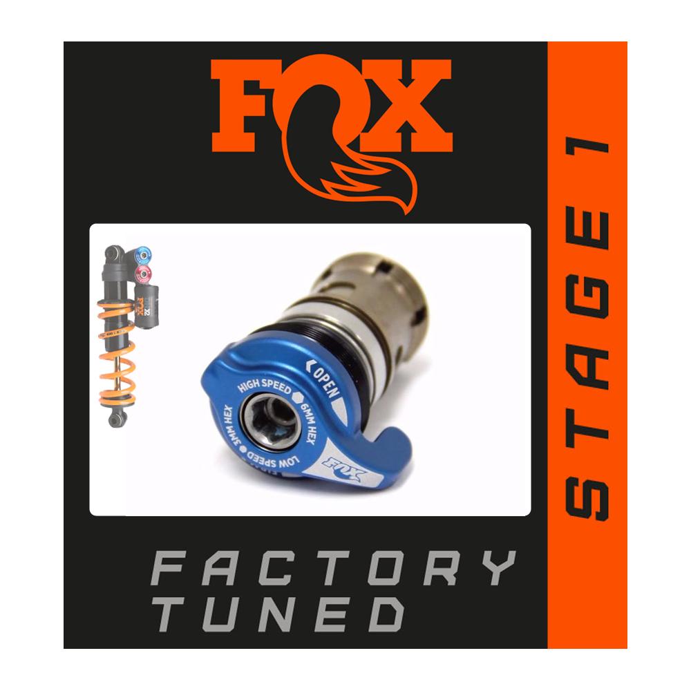 Palanca de compresión Fox DHX2