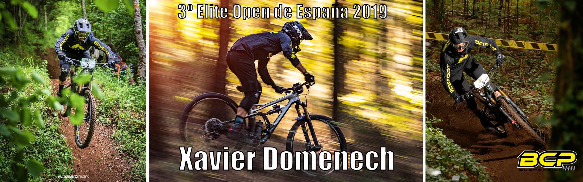 Xavier Domenech 3º Elite Open de España 2019
