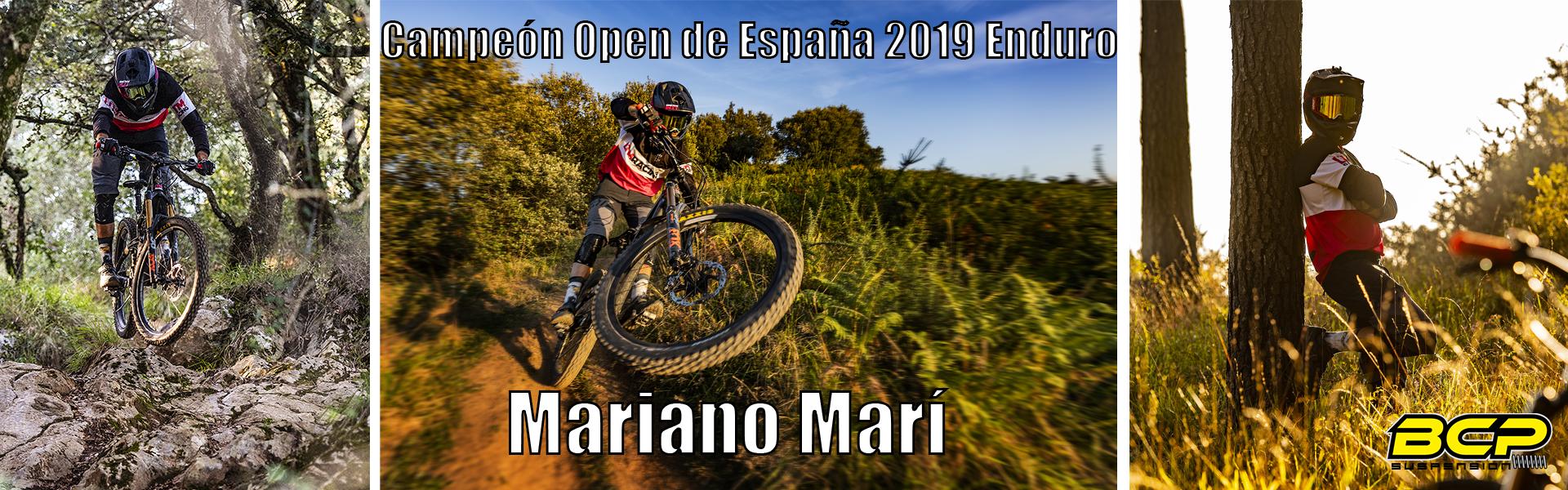Mariano Marí Campeon de España 2019
